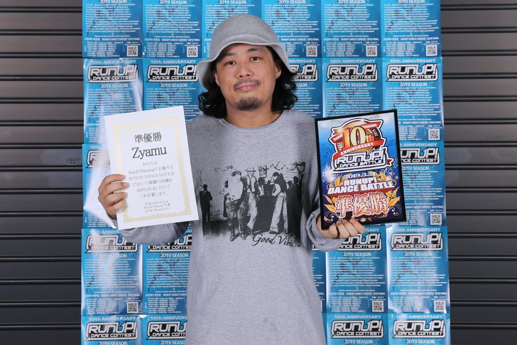 20190321_RUNUP_BATTLE_準優勝