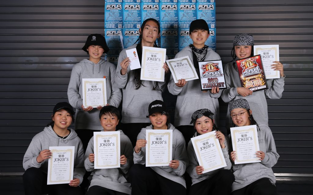 20190321_RUNUP_UNDER15_優勝