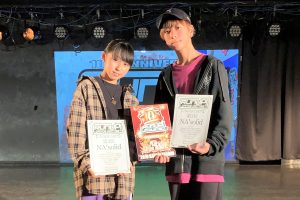 RUNUPラナップ20191102UNDER15第3位NA'solid