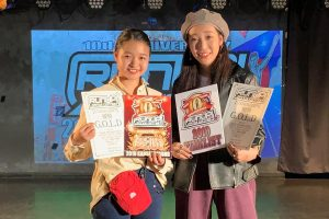RUNUPラナップ20191102UNDER18優勝G.O.L.D