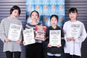 RUNUPラナップ20191221キッズビギナー優勝ruanna