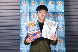 RUNUPラナップ20191221バトルBEST4②Eiji