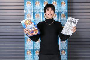 RUNUPラナップ20191221バトルBEST8②風間龍弥