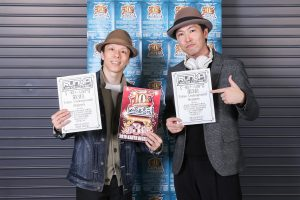 RUNUPラナップ20191221一般チーム第3位TokyoUndergroundSteppers
