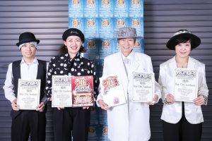 RUNUPラナップ20191221OVER40優勝BayCityLockers
