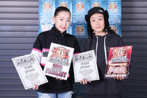 RUNUPラナップ20191221UNDER12準優勝phase