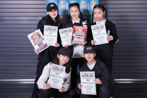 RUNUPラナップ20191221UNDER15優勝Midtownparty