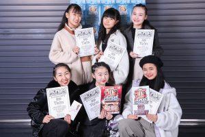 RUNUPラナップ20191221UNDER18優勝Tia'm