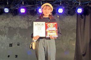 美夢RUNUPラナップ20200104一般ソロ準優勝