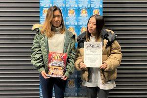 火曜日の女子更衣室RUNUPラナップ20200126一般チーム準優勝