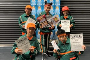 RUNUPラナップ20200126UNDER12優勝Chill Donpatch