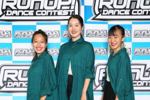 RUNUP 2019 FINAL REVIVAL 一般 準優勝 Jungle Kick