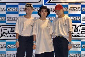 RUNUP 2020 KANSAI FIRST UNDER18 準優勝 EI-Lien