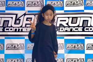 RUNUP 2020 KANSAI FIRST UNDER9ソロ 準優勝 IRO