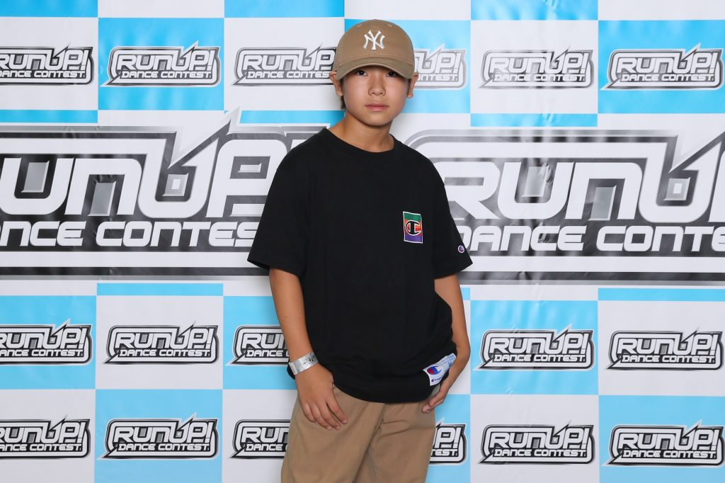 RUNUP 2020 KANTO SEPTEMBER UNDER12ソロ 第3位 RITO
