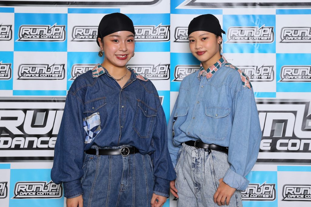 RUNUP 2020 KANTO SEPTEMBER UNDER18 優勝 Double+Luck