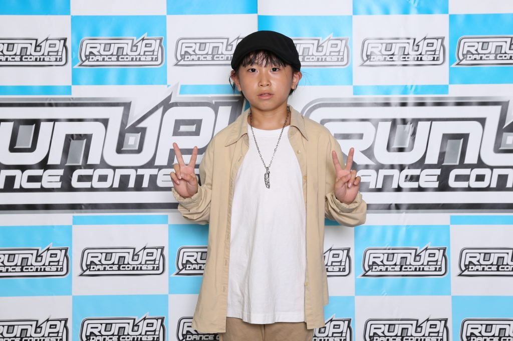 RUNUP 2020 KANTO SEPTEMBER UNDER9 第3位 怜也