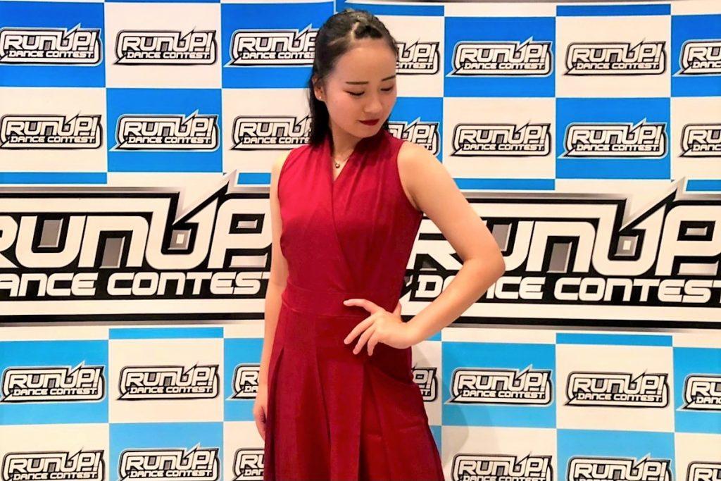 RUNUP 2020 HOKURIKU SECOND 一般ソロ 準優勝 RINA