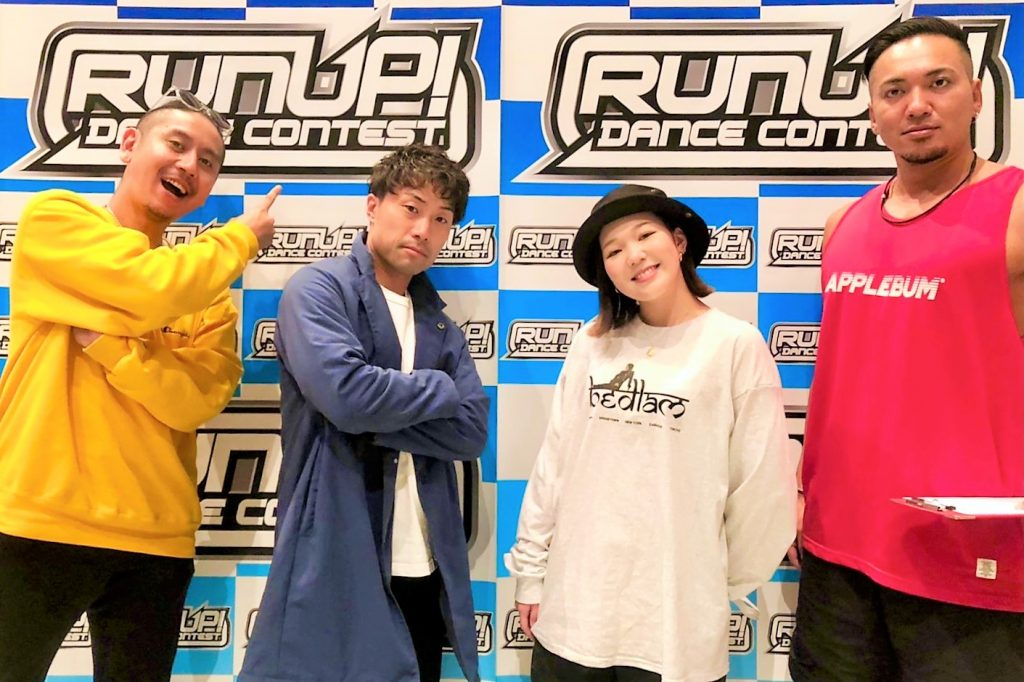 RUNUP 2020 HOKURIKU SECOND 審査員&MC