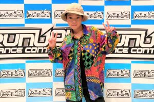 RUNUP 2020 HOKURIKU SECOND UNDER12ソロ 準優勝 TERU