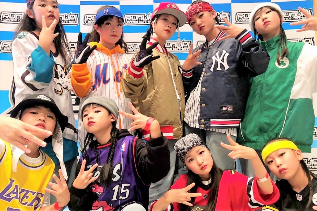 RUNUP 2020 HOKURIKU SECOND UNDER12 準優勝 Lags Knock Down