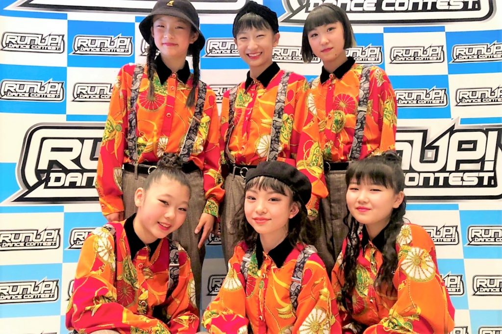 RUNUP 2020 HOKURIKU SECOND UNDER15 優勝 我羅阿児