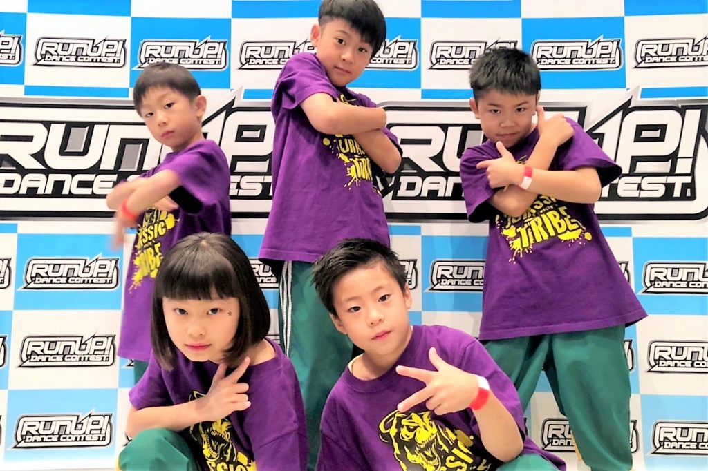 RUNUP 2020 HOKURIKU SECOND UNDER9 優勝 JURASSIC TRIBE