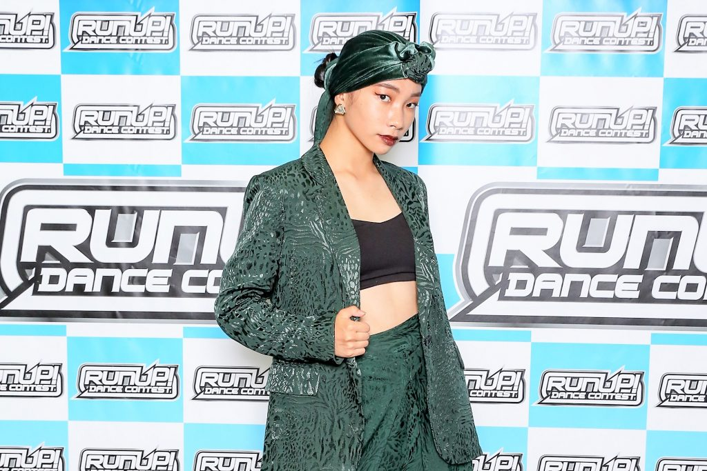 RUNUP 2020 KANTO OCTOBER UNDER15ソロ 優勝 Moa