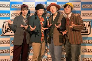 RUNUP 2020 KANSAI SECOND 一般 優勝 STEPON J COMBO