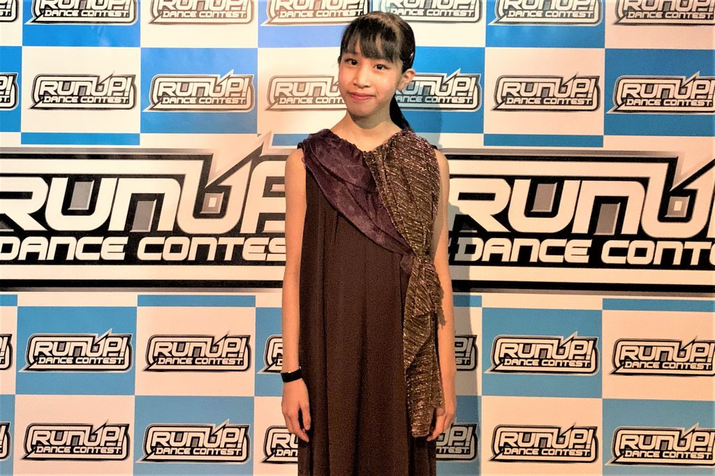 RUNUP 2020 KANSAI SECOND UNDER12ソロ 優勝 RIKO