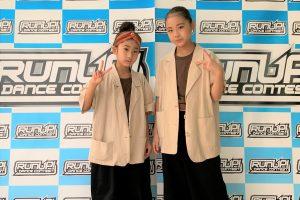 RUNUP 2020 KANSAI SECOND UNDER12 優勝 MirO daisy