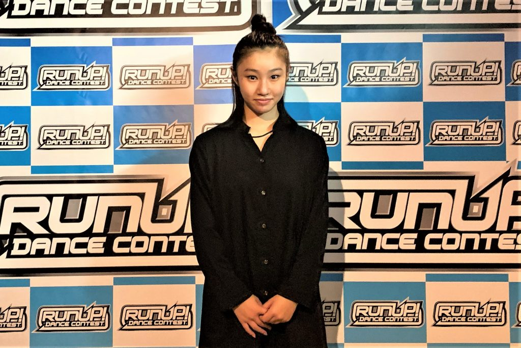 RUNUP 2020 KANSAI SECOND UNDER15ソロ 優勝 Anju