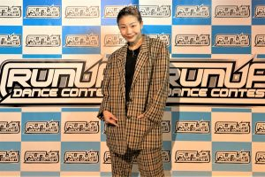 RUNUP 2020 KANSAI SECOND UNDER15ソロ 第4位 yuzuk!