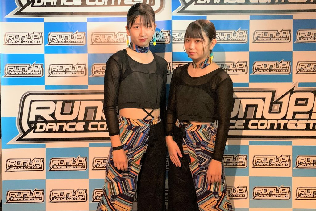 RUNUP 2020 KANSAI SECOND UNDER18 準優勝 Tiara