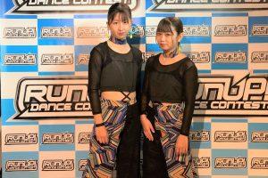 RUNUP 2020 KANSAI SECOND UNDER18 準優勝 Tiara