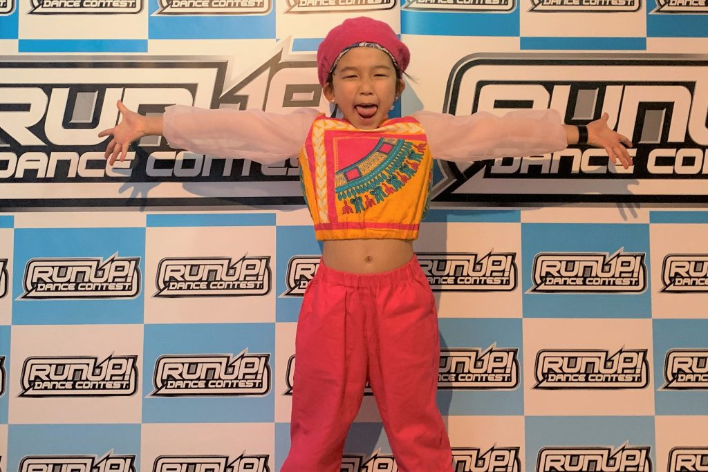 RUNUP 2020 KANSAI SECOND UNDER9ソロ 優勝 SUZURA