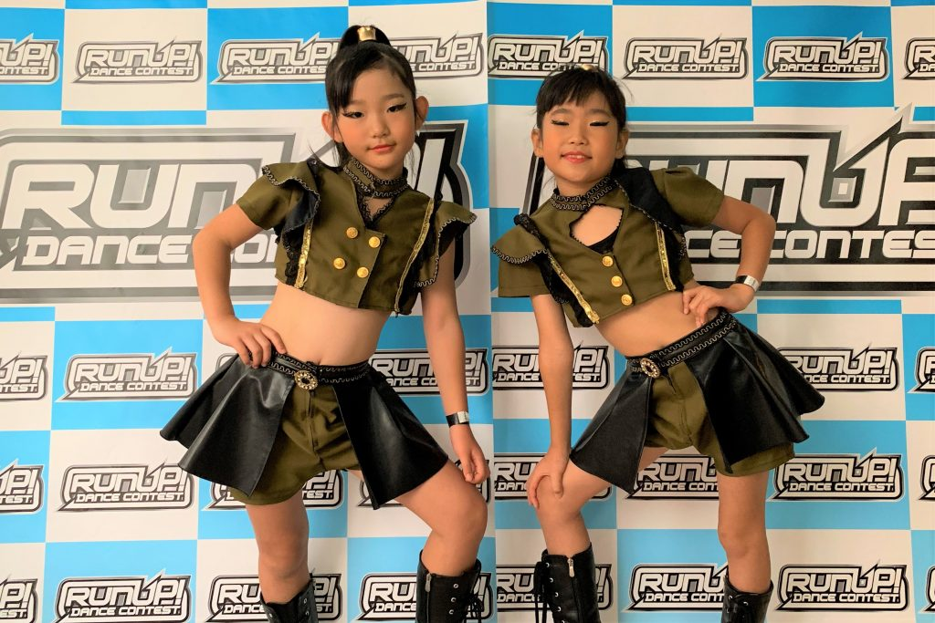 RUNUP 2020 KANSAI SECOND UNDER9 第3位 ロコ☆キラ