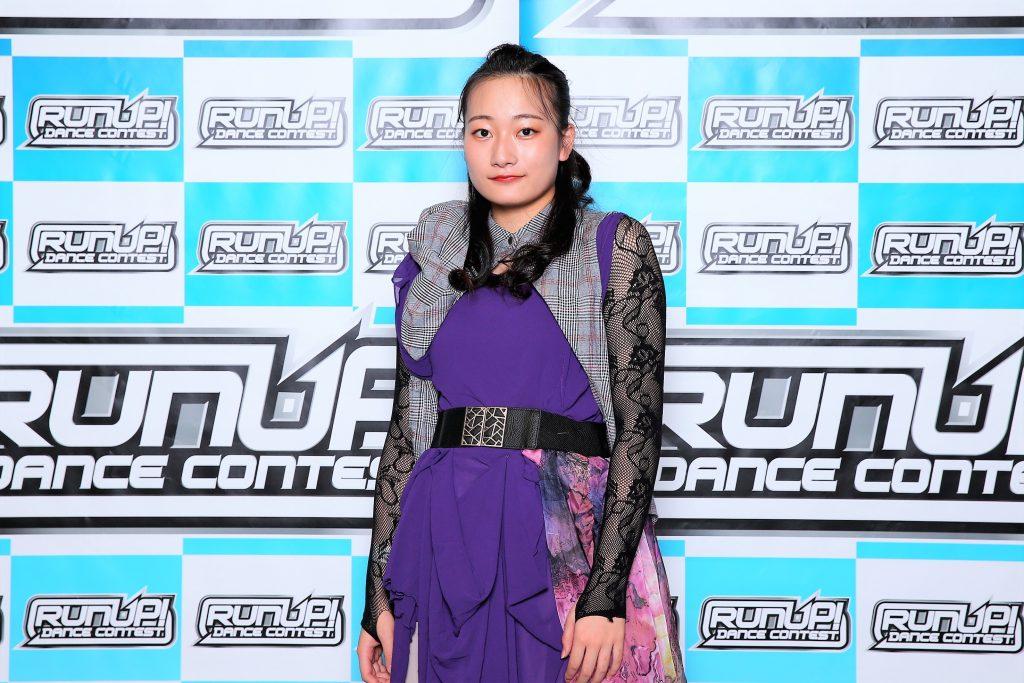 RUNUP 2020 KANTO NOVEMBER 一般ソロ 準優勝 MIKA