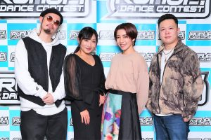 RUNUP 2020 KANTO NOVEMBER 審査員&MC