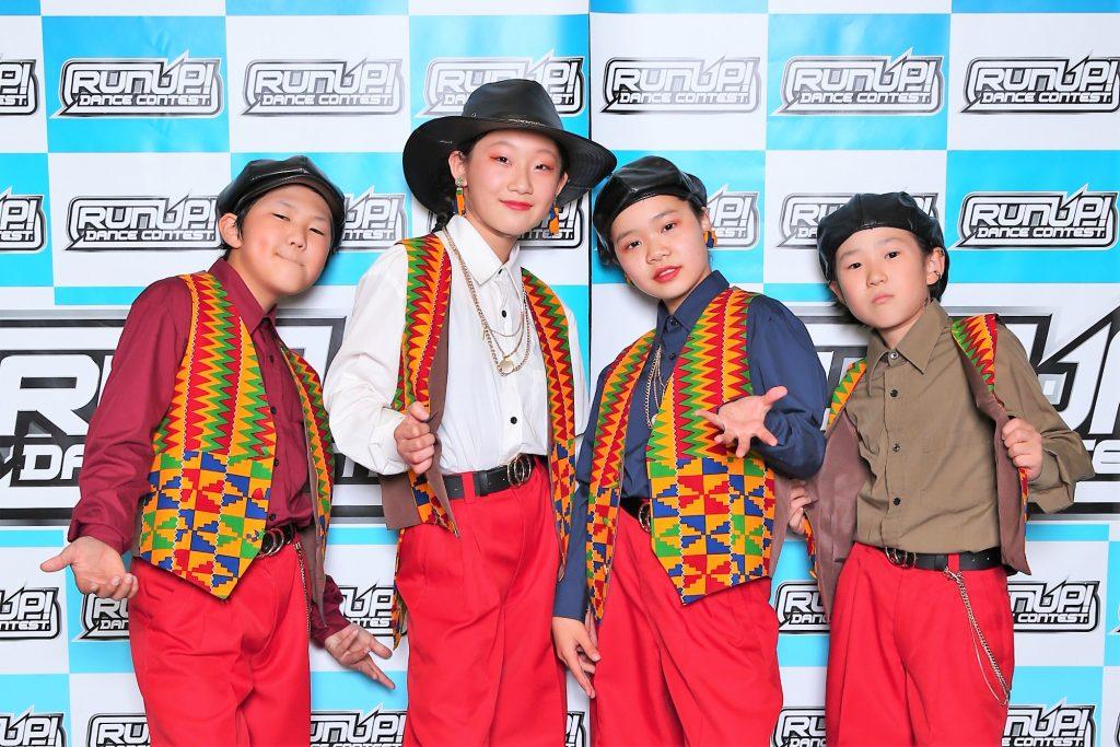 RUNUP 2020 KANTO NOVEMBER UNDER12 優勝 LOCK NEST