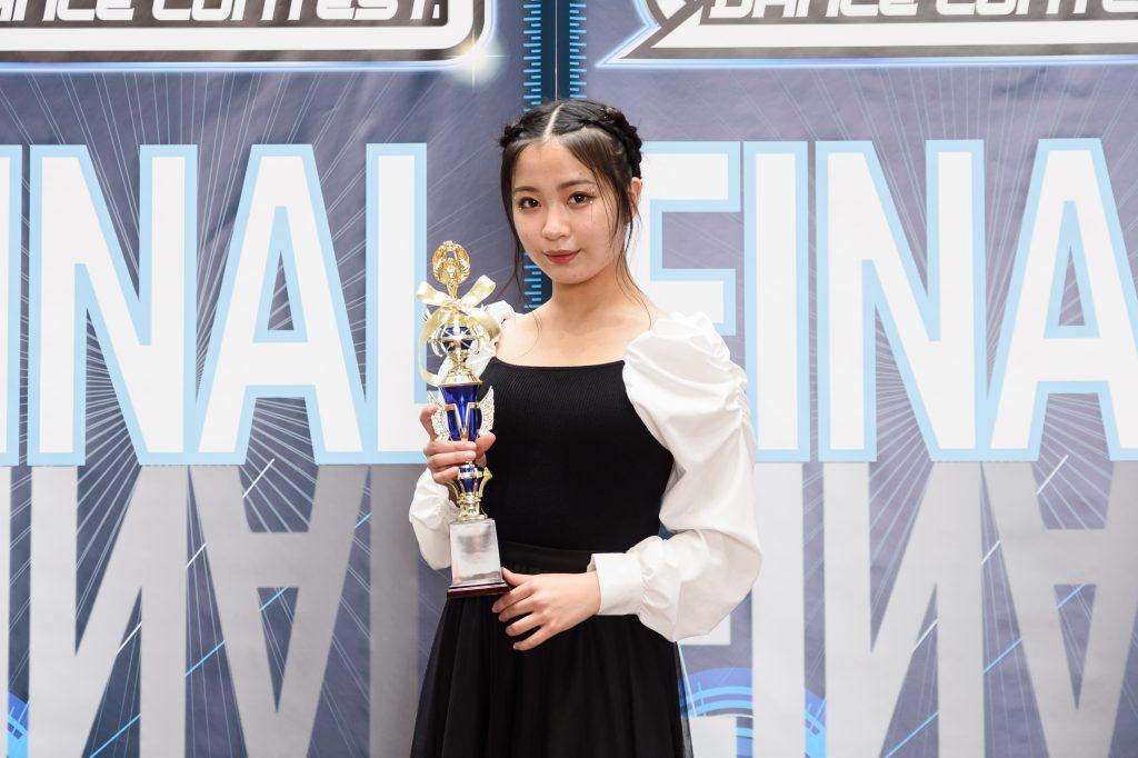 RUNUP 2020 SOLO FINAL UNDER15ソロ 優勝 coco②