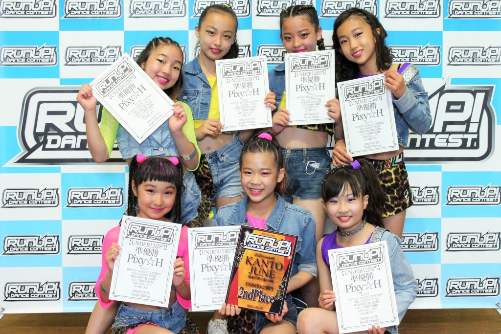 RUNUP 2021 KANTO JUNE UNDER12 準優勝 Pixy☆H