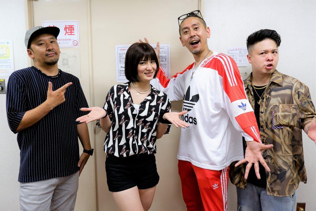 RUNUP 2021 KYUSHU JULY 審査員&MC